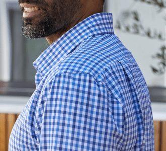 dos chemise 2 plis